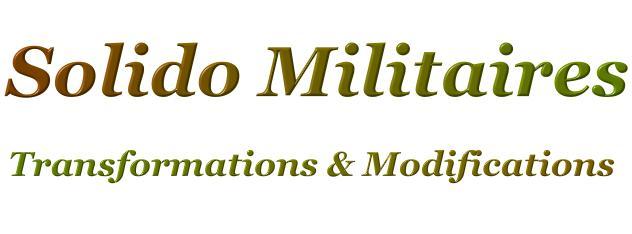 VEHICULE MILITAIRE ACMAT PIECES DETACHEES 1//50 POUR ACMAT CEF SHELTER KAKI