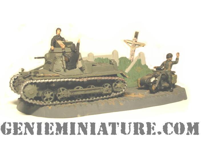 matchbox kit militaire 1  76 u00e8me