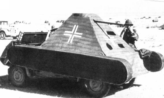 "Les ""Dummy's"" Kubel_Rommel"
